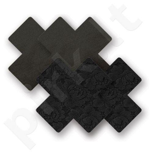 Nippies - Basic Cross - Kryžiukai, lipdukai krūtims