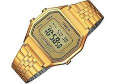Casio Retro Collection LA680WEGA-9DF moteriškas laikrodis Chronograph