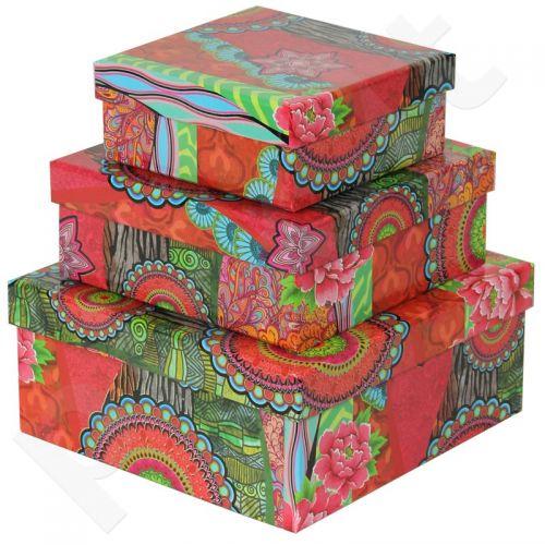 3 dėžučių rinkinys 98787