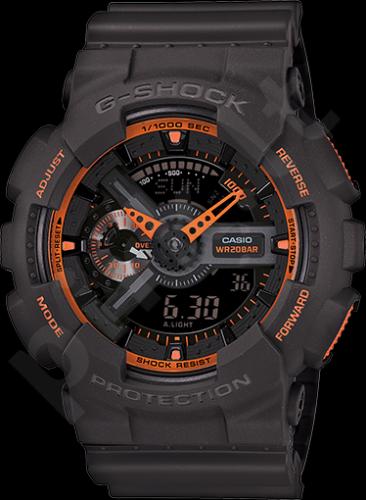 Vyriškas laikrodis Casio G-Shock GA-110TS-1A4ER