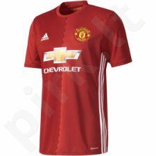 Marškinėliai futbolui Adidas Manchester United FC Home Jersey M AI6720