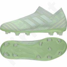 Futbolo bateliai Adidas  Nemeziz 17+ FG Jr CP9124
