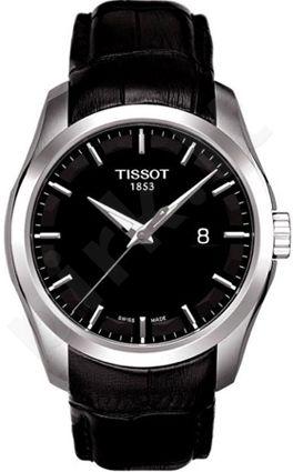 Laikrodis TISSOT COUTURIER  T0354101605100
