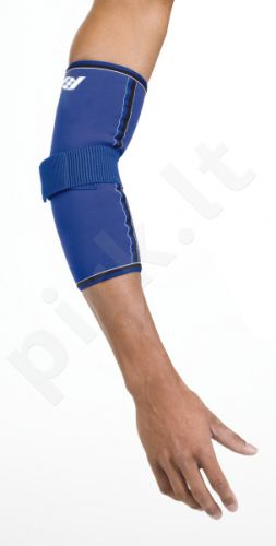 Įtvaras alkūnei EPICONDYLO L su elast. juosta blue