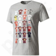 Marškinėliai Adidas Champions League History M BP7277