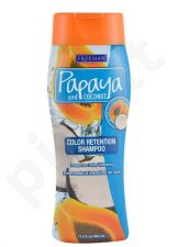 Freeman Color Retention shampunas Papaya And Coconut, kosmetika moterims, 400ml