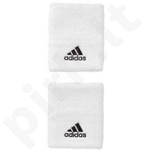 Riešinės Adidas Wristband Tennis 2vnt Z43429
