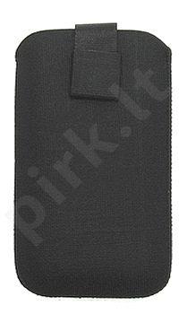 17-E universalus dėklas S9100 Telemax juodas