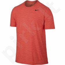 Marškinėliai treniruotėms Nike Breathe Top M 832864-877