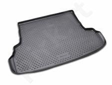 Guminis bagažinės kilimėlis SUBARU Impreza hb 2008->  black /N37006