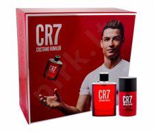 Cristiano Ronaldo CR7, rinkinys tualetinis vanduo vyrams, (EDT 50 ml + pieštukinis dezodorantas 75 g)