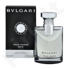 Bvlgari Pour Homme Soir, tualetinis vanduo (EDT) vyrams, 50 ml