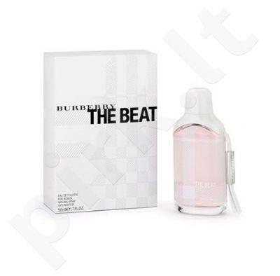 Burberry The Beat, tualetinis vanduo moterims, 75ml, (testeris)