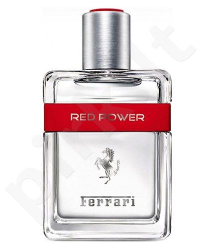Ferrari Red Power, tualetinis vanduo vyrams, 125ml
