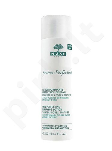 Nuxe Aroma-Perfection Purifying Lotion, kosmetika moterims, 200ml
