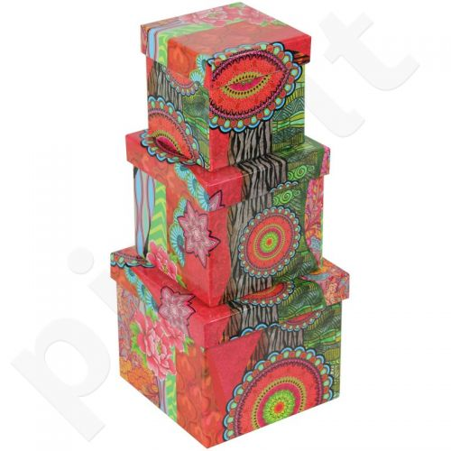 3 dėžučių rinkinys 98786