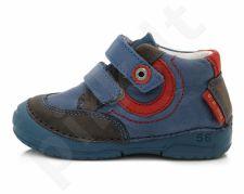 D.D. step mėlyni batai 19-24 d. 038249au