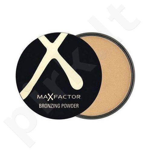 Max Factor bronzinė veido pudra, 21g, kosmetika moterims  - 01 Golden