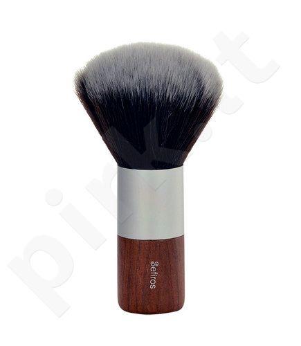 Sefiros Red Wood kūno pudra Brush, kosmetika moterims, 1vnt