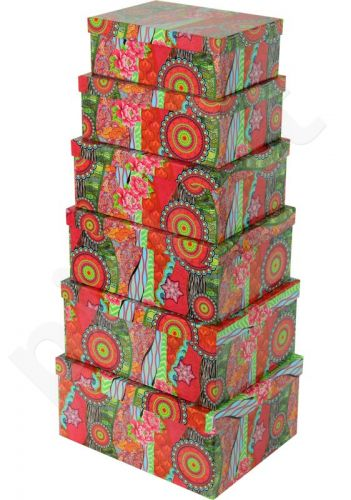 6 dėžučių rinkinys 98782