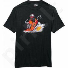 Marškinėliai treniruotėms Under Armour Greed For Speed T-Shirt M 1273937-005