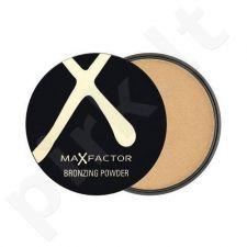Max Factor bronzinė pudra, 21g, kosmetika moterims  - 02 Bronze