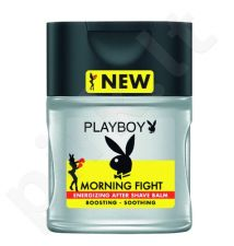 Playboy Morning Fight, losjonas po skutimosi vyrams, 100ml