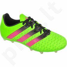 Futbolo bateliai Adidas  ACE 16.1 FG/AG Jr AF5090