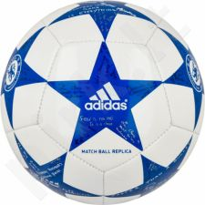 Futbolo kamuolys Adidas Chelsea Champions League Finale Mini AP0397