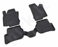 Guminiai kilimėliai 3D VW Jetta 2005-2010, 4 pcs. /L65026