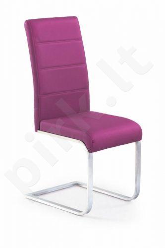 Kėdė K85, violetinės sp.
