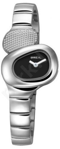 Laikrodis BREIL TRIBE STONE moteriškas Black