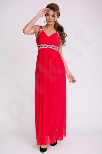 PINK BOOM suknelė - raudona 9602-2