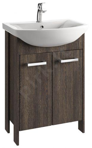Vonios kambario spintelė su praustuvu 6003 D60 wen. aru