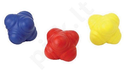Reakcinis kamuoliukas 70mm, 20g yellow