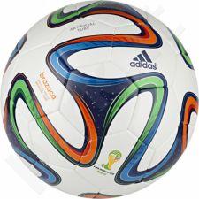 Futbolo kamuolys Adidas Brazuca Art Turf G73642