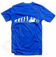 """Marškinėliai """"Čioperių evoliucija"""""""