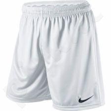 Šortai futbolininkams Nike Park Knit Short Junior 448263-100