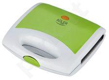 Sumuštinių keptuvė ADLER AD3020 green