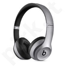 Beats Solo2 belaidės ausinės pilkos