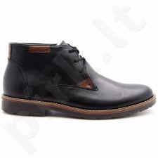 Odiniai auliniai batai Rieker 35311-00