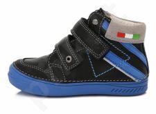 D.D. step juodi batai 31-36 d. 040418al