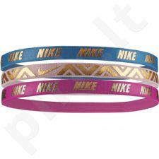 Juosta ant galvos Nike Hairbands 3 vnt. NJNG8457OS