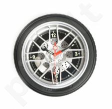"""Laikrodis """"Automobilio ratas"""""""