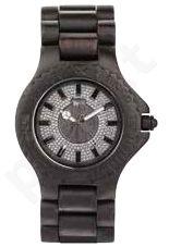 Laikrodis WE WOOD SARGAS BLACK