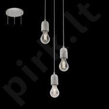 Pakabinamas šviestuvas EGLO 95523 | SILVARES