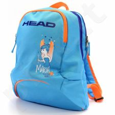 Kuprinė tenisui Head Maria Backpack Junior 283665-LB mėlynas