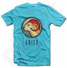 """Marškinėliai """"Zodiakas: Avinas"""""""