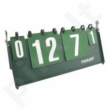 Tinklinio ir stalo teniso lentelė Meteor 16000