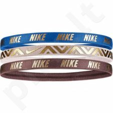 Juosta ant galvos Nike Hairbands 3 vnt. NJNG8910OS